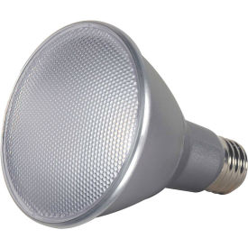 S9430 Satco S9430 13W PAR30 Long Neck LED 40 Beam Spread Medium Base 2700K Dimmable IP65