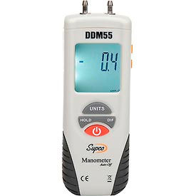 DDM55 Dual Digital Manometer