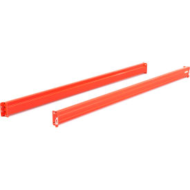 "Steel King® SK2000® Boltless Pallet Rack - 4""H x 96""L Step Beam - Pair"