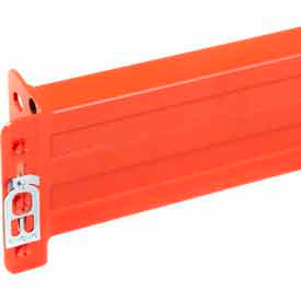 "Steel King® SK2000® Boltless Pallet Rack - 3-1/2"" x 108"" Step Beam"
