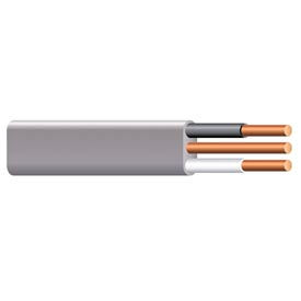 13054255 Southwire 13054255 UF-B Underground Feeder Cable, 14/2 AWG with Ground, 250 ft