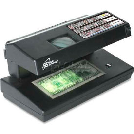 RCD2000 Royal Sovereign; Portable 4-Way Counterfeit Detector RCD2000 (UV, MG, IR, and MP)