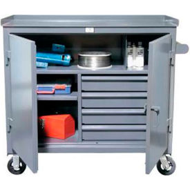 4-TC-242-4DB-SDC Strong Hold Products 4-TC-242-4DB-SDC Modular Tool & Maintenance Cart