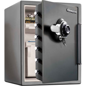"SFW205DPBENG SentrySafe Fire Safe; SFW205DPB Combination Lock, 18-5/8""W x 19-5/16""D x 23-13/16""H, Gray"