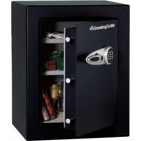 "sentrysafe security safe t8-331 electronic lock, 21-11/16""w x 19-13/16""d x 27-11/16""h, black SentrySafe Security Safe T8-331 Electronic Lock, 21-11/16""W x 19-13/16""D x 27-11/16""H, Black"