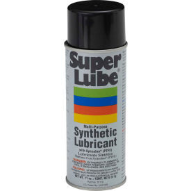 31110 Super Lube Multi-Purpose Synthetic Lubricant Aerosol, 11 oz. - 31110