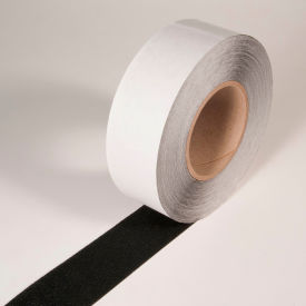 "coarse resilient anti-slip tape, black, 2""w x 60l roll, pfx2302k"