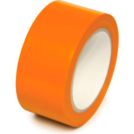 "PST218 Floor Marking Aisle Tape, Orange, 2""W x 108L Roll, PST218"