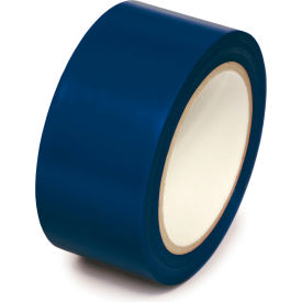 "PST221 Floor Marking Aisle Tape, Dark Blue, 2""W x 108L Roll, PST221"