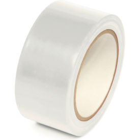 "floor marking aisle tape, white, 3""w x 108l roll, pst313"