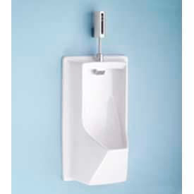 TOTO® UE930-01 Lloyd® Urinal & Flush Valve, Cotton White
