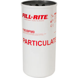 F4030PM0 Fill-Rite F4030PM0, 40 GPM Particulate Spin on Filter - 30 Micron, In-Line