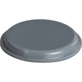 "non-skid rubber feet - cylindrical flat top - gray - 0.120"" h x 0.810"" w - bs24 - pkg of 2520 Non-Skid Rubber Feet - Cylindrical Flat Top - Gray - 0.120"" H x 0.810"" W - BS24 - Pkg of 2520"