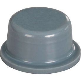 "non-skid rubber feet - cylindrical flat top - gray - 0.190"" h x 0.375"" w - bs35 - pkg of 5000 Non-Skid Rubber Feet - Cylindrical Flat Top - Gray - 0.190"" H x 0.375"" W - BS35 - Pkg of 5000"
