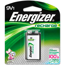 NH22NBP / E0955800 Energizer; 9V e? NiMH Rechargeable Battery