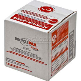 veolia supply-123 consumer cfl recycling box Veolia SUPPLY-123 Consumer CFL Recycling Box