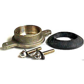 "wal-rich® 1353022 5-1/2"" brass urinal flange kit Wal-Rich® 1353022 5-1/2"" Brass Urinal Flange Kit"