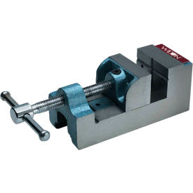 "12860 Wilton 12860 Model 30 3"" Jaw Width 3-1/8"" Opening 1-3/4"" Jaw Depth Continuous Nut Drill Press Vise"