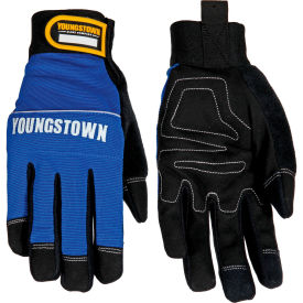 06-3020-60-L High Dexterity Performance Work Glove - Mechanics Plus - Large