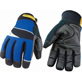 08-3085-80-XXL Waterproof Work Glove - Waterproof Winter w/ Kevlar; - Dbl. Extra Large