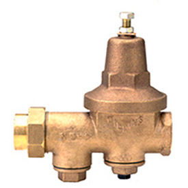 "zurn 1-600xl 1"" pressure reducing valve - fnpt single union x fnpt - lead Zurn 1-600XL 1"" Pressure Reducing Valve - FNPT Single Union x FNPT - Lead"