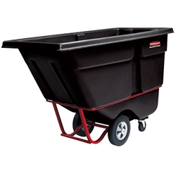 Rubbermaid® Heavy-Duty Rotational Molded Tilt Truck