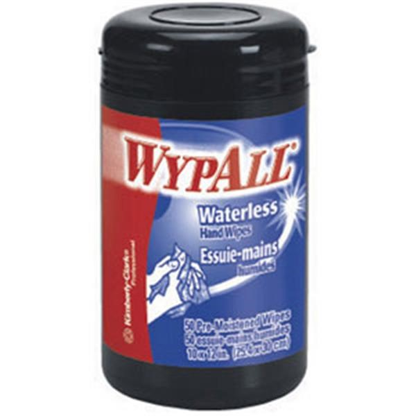 WypAll* Heavy-Duty Waterless Hand Wipes