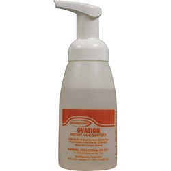 QuestSpecialty® Ovation Foaming Instant Hand Sanitizer, 50 mL Pump Spray, 24/Case