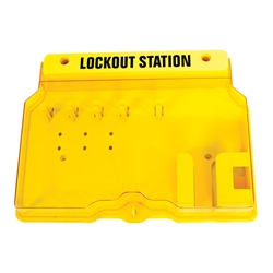 "TruForce™ Padlock Station, Small, 12 1/2"" x 16 1/4"""